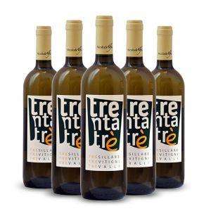 Confezione 6 bottiglie di Trentatrè Uvaggio Vigneti delle Dolomiti – Alfio Nicolodi