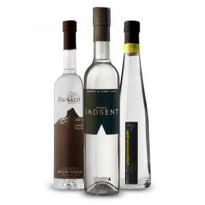 Confezione 3 bottiglie Fine Pasto all'Italiana – Cembrani doc