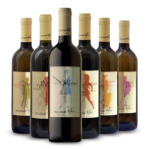 Confezione 6 bottiglie Nicolodi Mix – Alfio Nicolodi