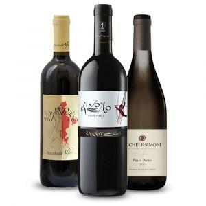Confezione 3 bottiglie Pinot Nero a Confronto – Cembrani doc