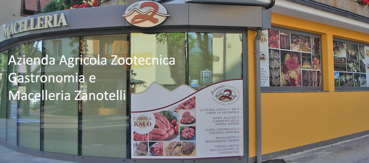 Macelleria Zanotelli